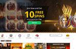Get free spins no deposit at Bob Casino